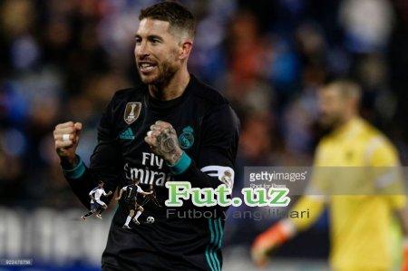 Serxio Ramos Real muxlislari kutgan gapni aytdi