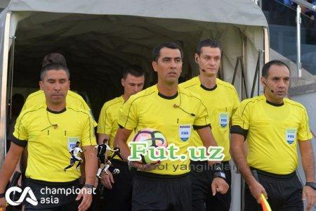 Superliga: 2-tur o'yinlariga hakam va nazoratchilar tayinlandi
