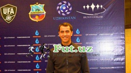 Ravshan Ermatov: Bunday derbilar futbolning bezagi hisoblanadi