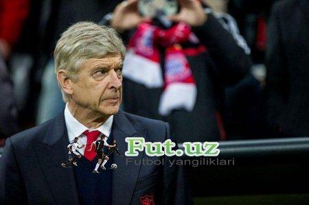 """Venger """"Arsenal"""" bilan 700-g'alabasini qo'lga kiritdi"""