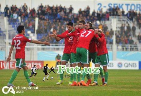 """""""Lokomotiv""""ning """"Al Duhail""""dan uchragan alamli mag'lubiyatidan FOTOGALEREYA"""