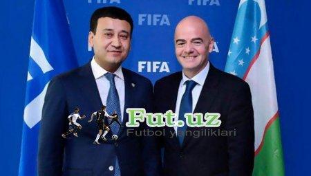 FIFA O'zbekistonlik eng faol muxlislarga JCH-2018 chiptalarini taqdim etadi