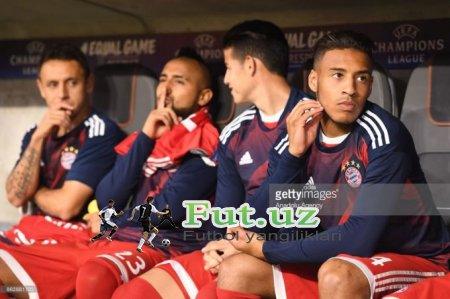 """Rasman: """"Bavariya""""ning to'rt futbolchisi yarim finalda o'ynamaydi"""