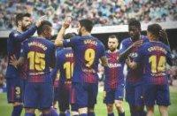 """Ispaniya. """"Barselona"""" """"Valensiya""""ni mag'lub etib Ispaniya rekordini qayd etdi"""