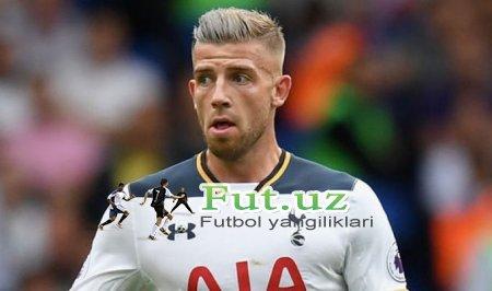"""""""Manchester Yunayted""""ning transfer nishonlari aniq - Villian va Alderveyreld"""