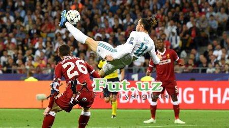 Real Madrid 3-1 Liverpul