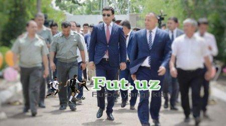 Umid Ahmadjonov Olimpiada bo'yicha Tokioda uchrashuv o'tkazadi, shuningdek, Moskvada FIFA kongressida ishtirok etadi