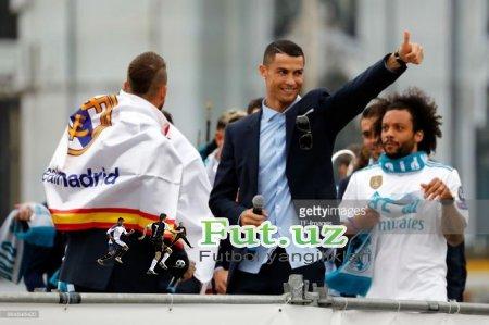 """Ronaldu """"Real""""da yiliga 75 million evro olmoqchi"""