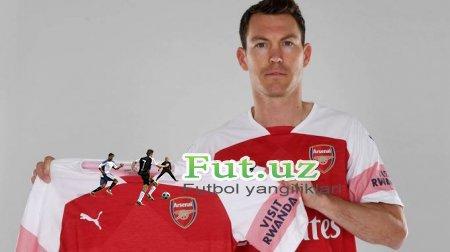"""Rasman: """"Arsenal"""" yozgi transfer oynasidagi ilk xaridini amalga oshirdi"""