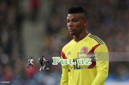 Kolumbiya terma jamoasi safida yo'qotish, jamoa futbolchisi JCH-2018ga bormaydi