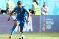 Braziliyaning ikki futbolchisi Serbiyaga qarshi o'yinni o'tkazib yuboradi