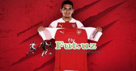 """Rasmiy xabar: """"Arsenal"""" navbatdagi transferini amalga oshirdi"""