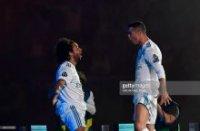 """Marselo: """"Ronaldu bilan xayrlashaman deb hech o'ylamagandim"""""""