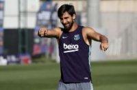 """Rasman: """"Barselona"""" yarim himoyachisi """"Everton""""ga ko'chib o'tdi"""