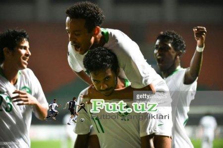 U-19 Osiyo chempionati. Saudiya Arabistoni - chempion!