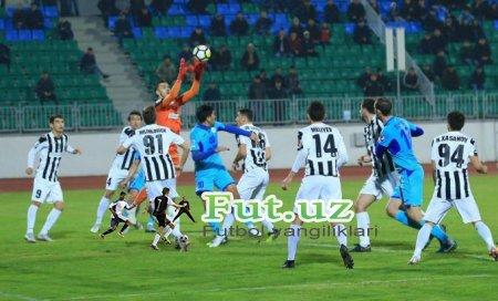 """Superliga. """"Neftchi"""" o'z maydonida """"So'g'diyona""""ga yutqazdi"""