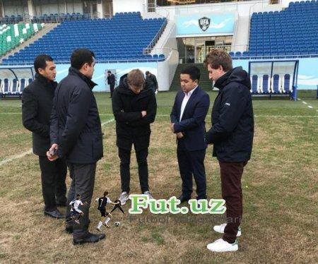 """""""Milliy"""" stadionining chimini yangilash uchun FIFA pul to'laydi"""